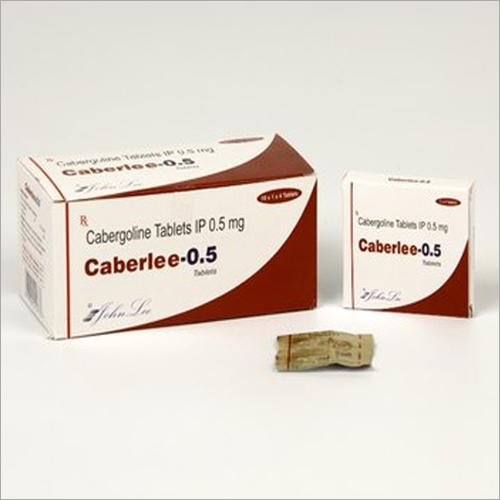 0.5mg Cabergoline Tablets