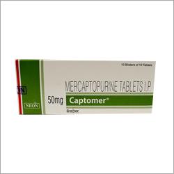 50mg Mercaptopurine Tablets