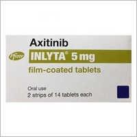 5mg Axitinib Film Coated Tablets