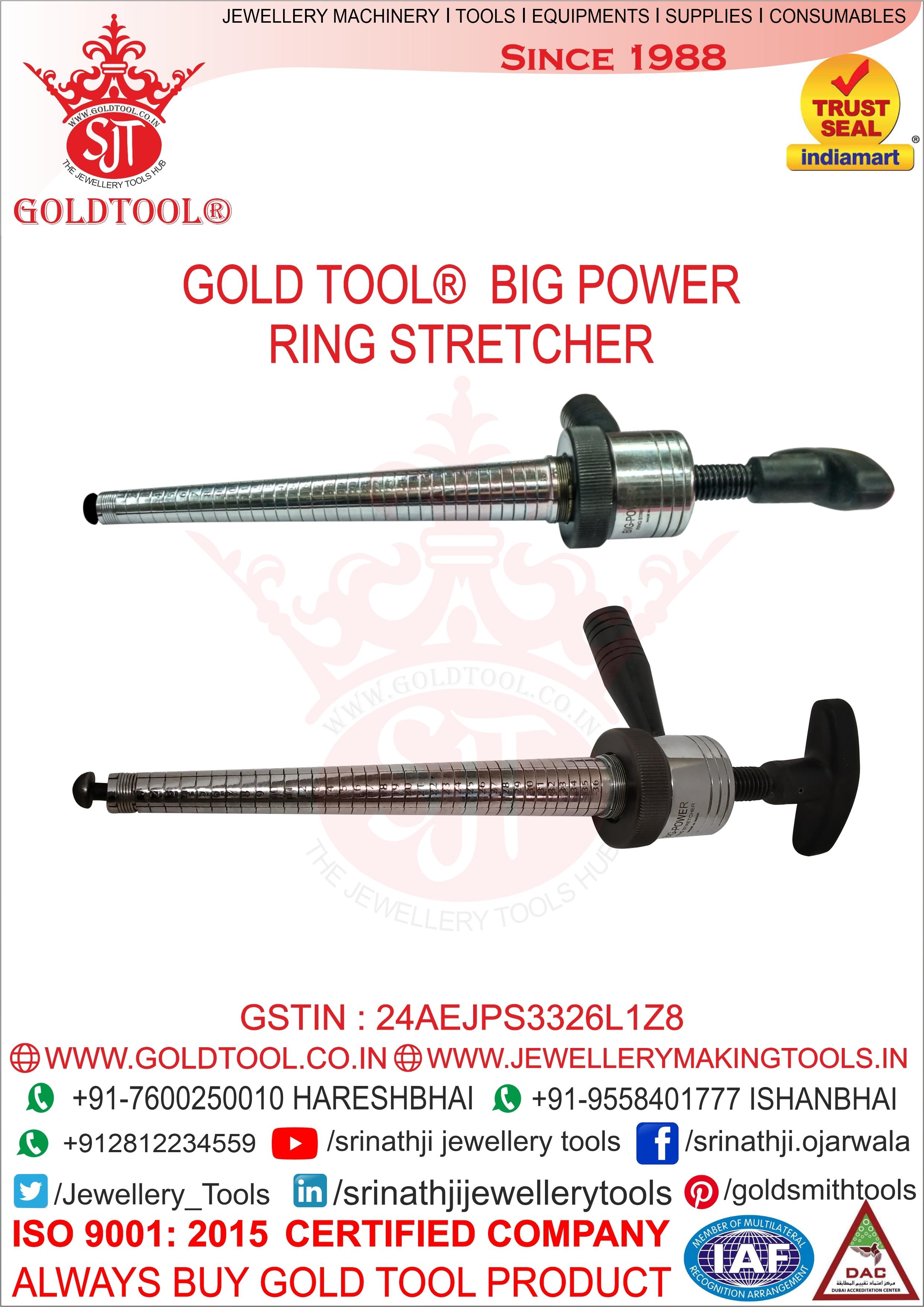 Jewellery Big Power Ring Stretcher Big