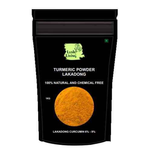 1 kg Turmeric Powder Lakadong