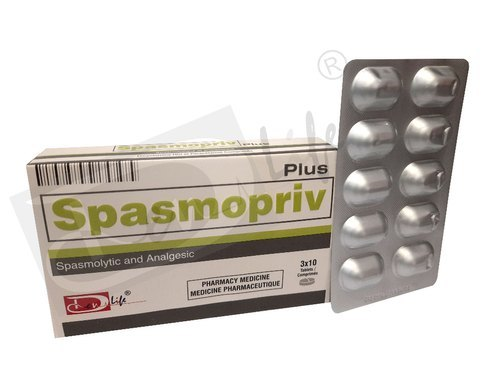 Acetaminophen with Dicyclomine Tablets