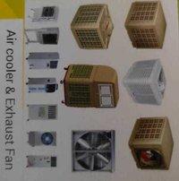 Air Cooler & Exhaust Fan