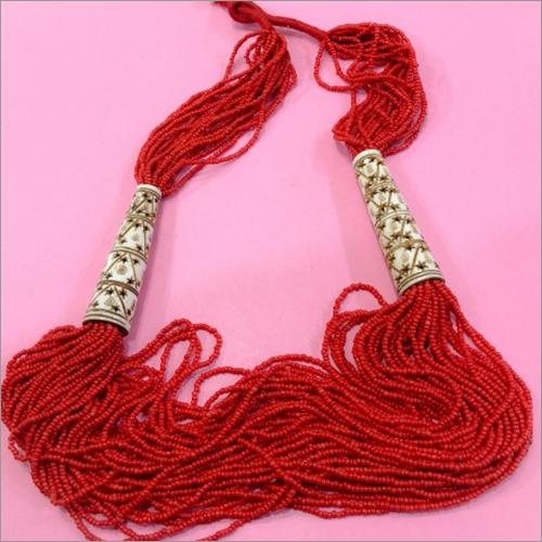 Tibetan Beads Necklace