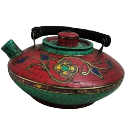 Decorative Tibetan Tea Pot