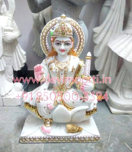 Marble Lakhi statue