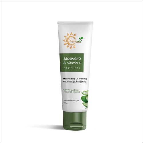 Face Massage Gel