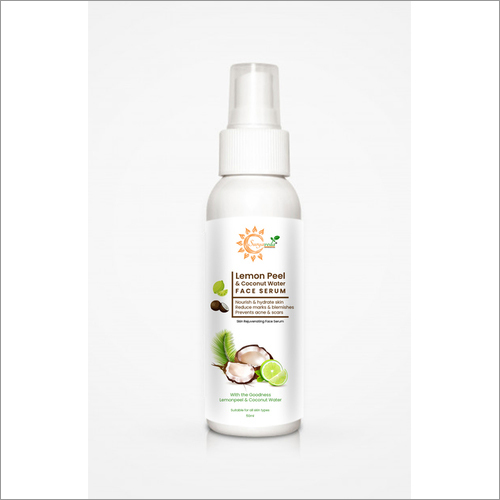 Private Labeling of Face Serum