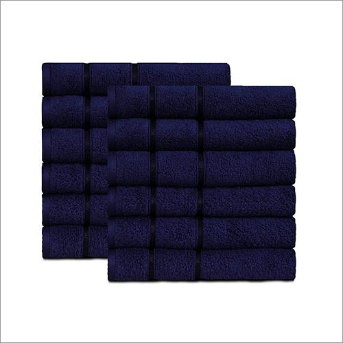 Blue Face Towel