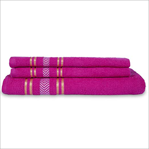 Cotton Soft Towel Set