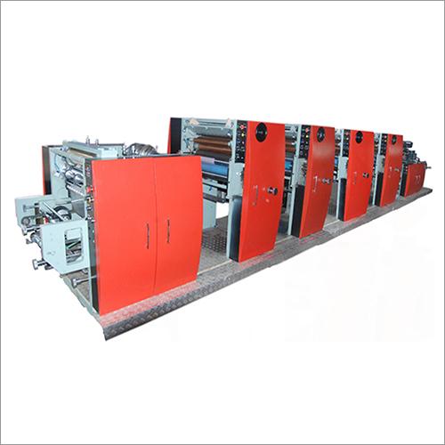 Computer Stationery Printing Press Machine