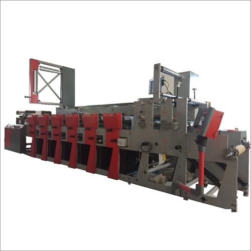Flex M Mechanical Label Printing Machine