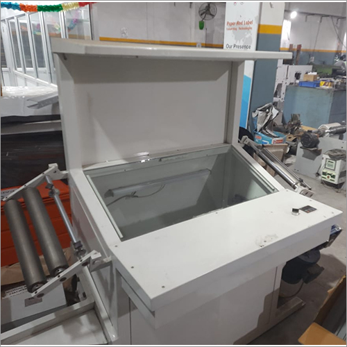 Industrial Label Inspection Machine