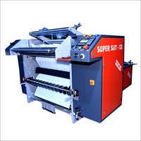 Super Slitter Rewinder Machine