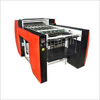 Web Sheeter Machine
