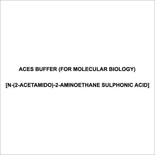 Aces Buffer (For Molecular Biology) [N-(2-acetamido)-2-aminoethane Sulphonic Acid]