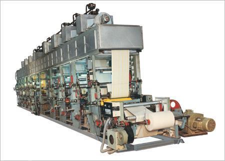 Rotogravure Machine