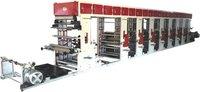 Rotogravure PVC Printing Machine