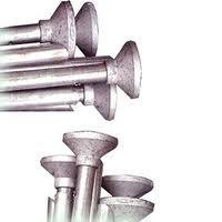 GI Earthing Pipe with Funnels