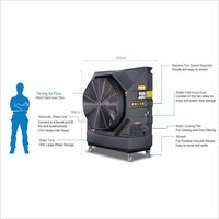 40 inches Portable Evaporative Air Cooler