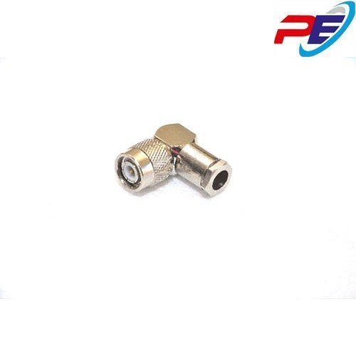 RG58 Type TNC Male Plug Clamp Connector