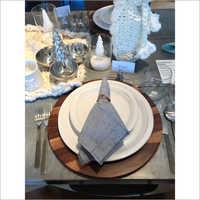 Plain Cotton Table Napkin