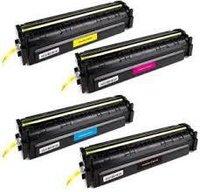 CF500A Black, CF501A Cyan, CF502A Yellow, CF503A Magenta/202A