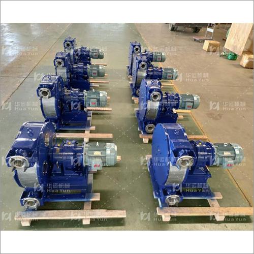 IHP65T Industrial Peristaltic Hose Pump