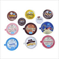 Cup Ice Cream Packaging Box