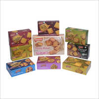 Biscuits Packaging Box