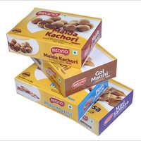 Sweet Packaging Box