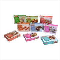 Designer Print Sweet Packaging Box