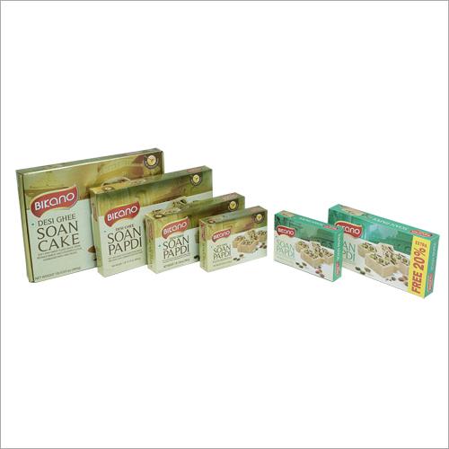Soan Papdi Packaging Box