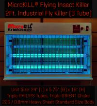 MicroKILL Flying Insect Killer (Triple Tube)