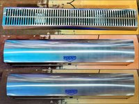 SANCHIT Super Slim Stainless Steel 304 Grade Body Air Curtain