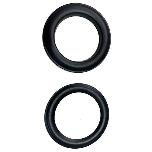 Black Metal Curtain Ring