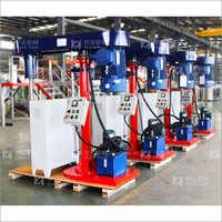 Industrial High Shear Disperser Machine