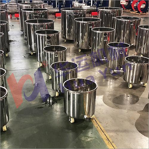 Industrial Stainless Steel Storage Tank