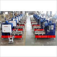 Industrial Bead Mill Machine