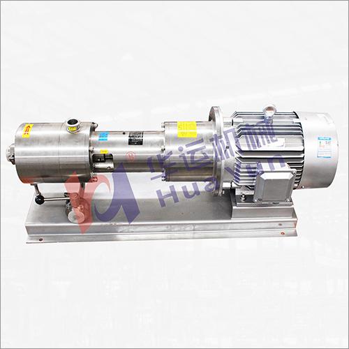Industrial Double Stage Inline Mixer