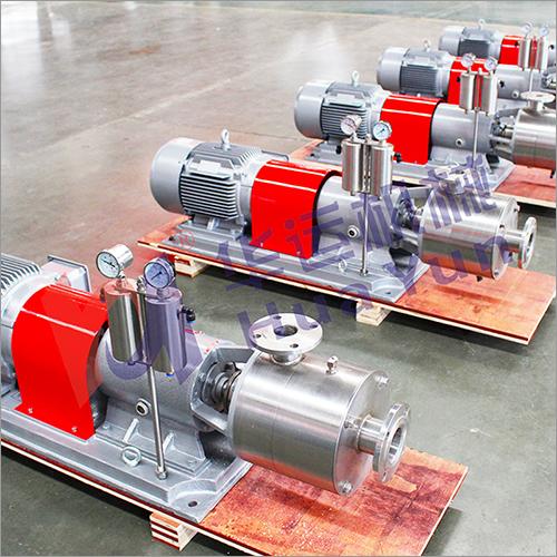 Industrial Three Stage Inline Mixer