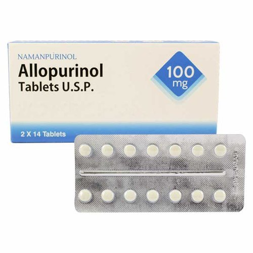 Allopurinol Tablets  (Uncoated)