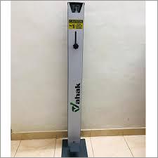 Foot Operated Hand Sanitizer Machine