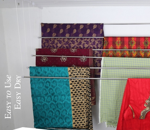 Roof Ceiling Cloth Drying Hanger Suppliers Near Ganapathy