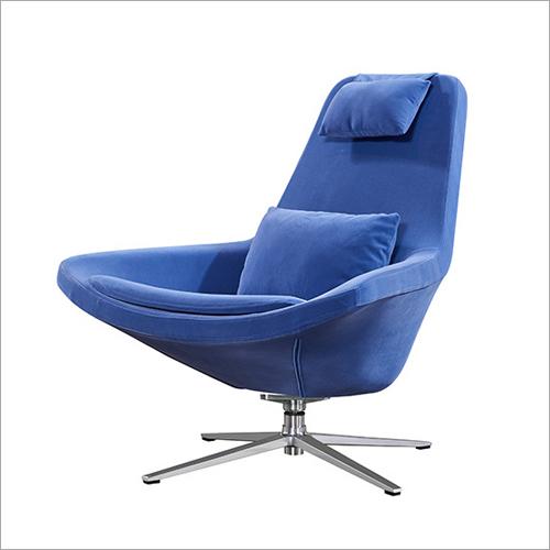 Blue Leisure Chair