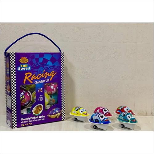 Racing Car Chocolates