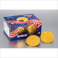 US Dollar chocolates