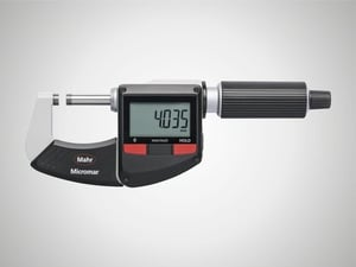 Mahr Digital Micrometer 4157010  0 - 25mm