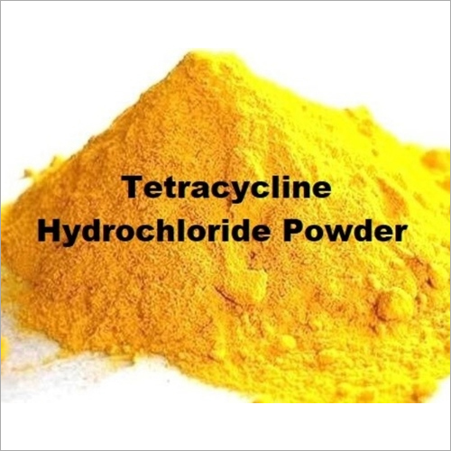 TETRACYCLINE HYDROCHLORIDE POWDER