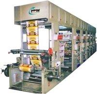 Pharma Foil Printing Machines